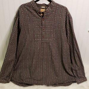 Wahmaker Frontier Clothing Men's Shirt